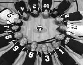 PVMS Volleyball girls