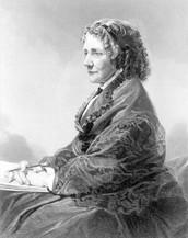 Come see Harriet Beecher Stowe!
