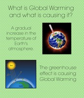 Pic Collage about global warming