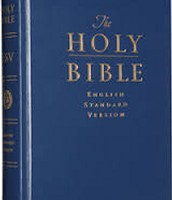blue bibles