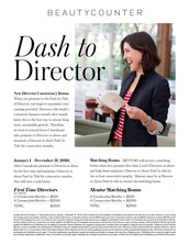 Dash to Director