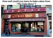 Cake Boss Analogy