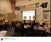 Plickers with Valentine's Day Idioms