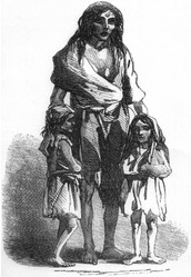 1830's - Famine and rebellions in Japan