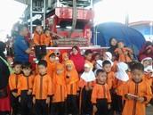 Kunjungan ke Pemadam Kebakaran