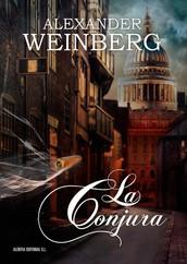 "Dia 5 "" La  Conjura"" Editorial  Alentia"