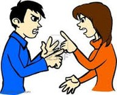External Conflict: A struggle that takes place outside of a character.