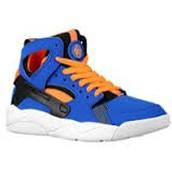 Hightop orange,blue,blue hurricanes