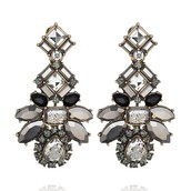 Midnight Palace Convertible Earrings