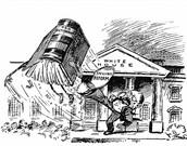 Roosevelt political cartoon