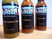 Fiery Hot Sauces