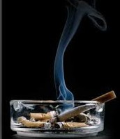Reason #1- Smoking lessens chance of knee replacement surgey