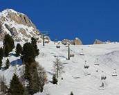 Dolomite Ski Resort