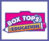 Boxtops for Education & Labels for Education