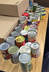 Second Harvest Canned Food Drive