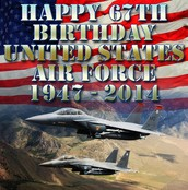 When was the Air Force founded?