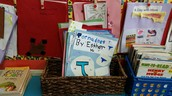 Student Authors Displayed