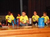 Earth Day Assembly: 4th and 5th grade