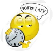 Your are Late