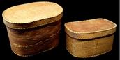 Birchbark Containers