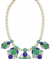 Juniper statement necklace
