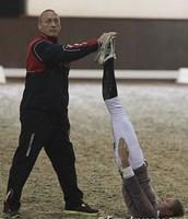 Coach Berg