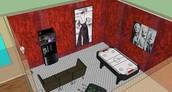 2nd Floor Gameroom