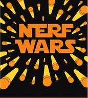 Mark your calendars for the next Nerf Night!