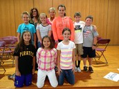 Mrs. Pace's Awesome 5th Graders
