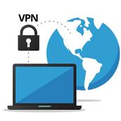 Maak gebruik van een VPN-verbinding