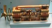modern steam engine