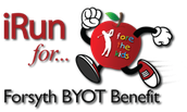 The Forsyth County Schools 2nd Annual iRun 5K is Saturday, October 8th!