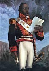 When Toussaint L'Ouverture Born