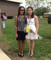 Brianna & Me @ 8th Grade Graduation
