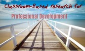 Classroom-Based Research for Professional Development Session @ Electronic Village Online