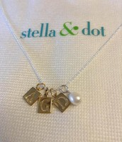 AGD Charm Necklace