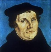 January 1st, 1517 Martin Luther 95 thesis