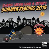 Wake County Public Libraries Summer Reading Program