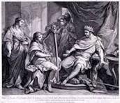מלך הוא בעל השפעה גדולה ואינו יכול לעשות טוב רק לעצמו אלה גם לחשוב לטובת העם