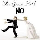 Drama Club Play - The Groom Said No