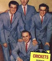 Buddy Holly and the Crickets.