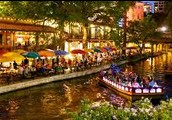 The RIverwalk, San Antonio, Tx