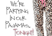 Join Us for 30 minutes of FUN for an Online Pajama Party!