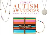 Support Autism Awareness Month and Shop With A Cause!