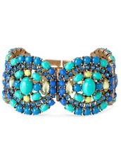 Sardinia Bracelet in Blues