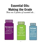 Why Therapeutic Grade Essential Oils?