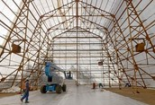 Old military balloon hangar near Sausalito gets new use