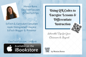 FREE iBook: Using QR Codes to Energize Lessons & Differentiate Instruction