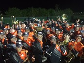 Another outstanding performance by the Otsego Marching Band