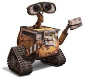 Iko: Wall-e from the movie Wall-e
